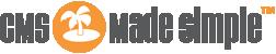 Site CMS Made Simple démo gabarit Bootstrap